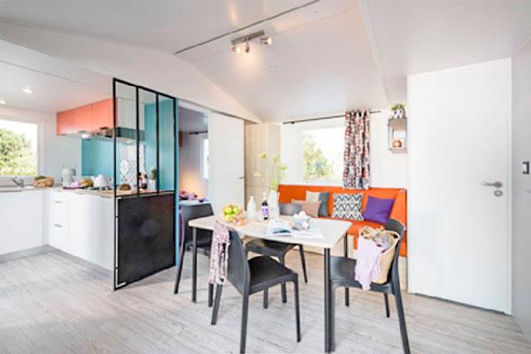 MH confort 2 chambres séjour