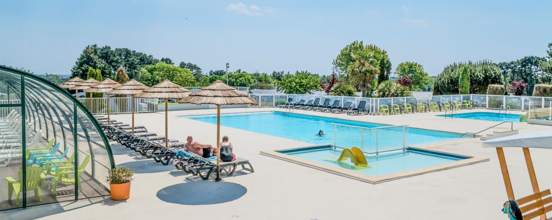 Camping morbihan avec piscine espace aquatique bretagne sud - Camping sud bretagne avec piscine ...