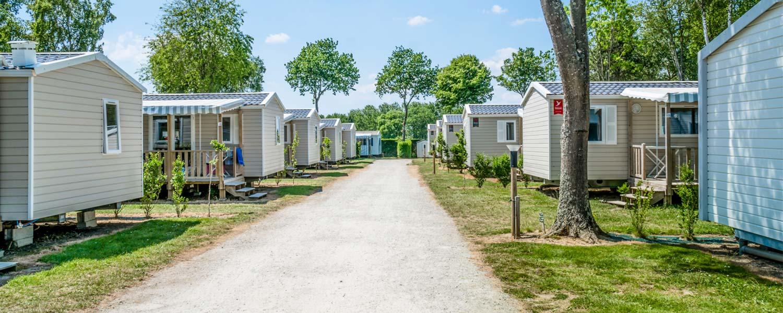 location hébergement camping kergal