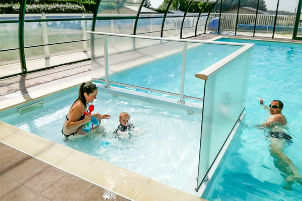 children's pool camping gardens kergal