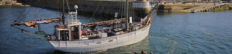 port near camping kergal