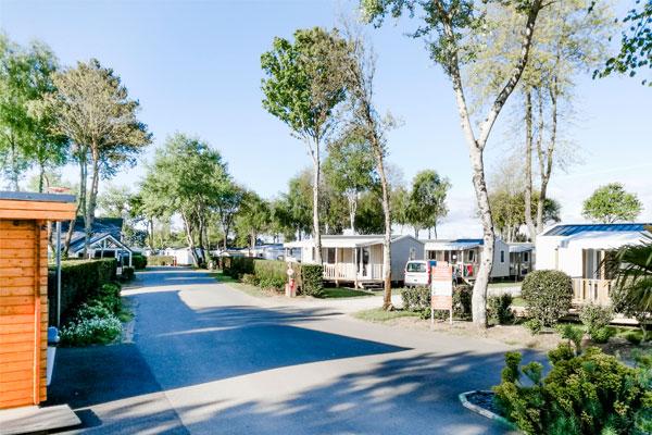service location mobil home camping morbihan