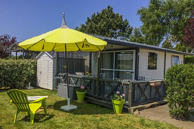 sale mobile home PMR camping guidel