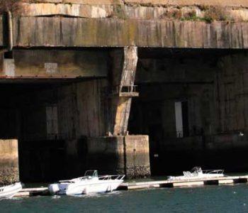 base sous marine de lorient